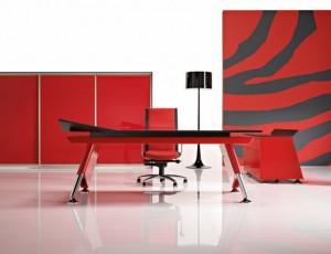 Кресло для дамы-руководителя