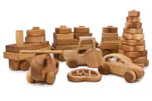 Уникальность деревянных игрушек