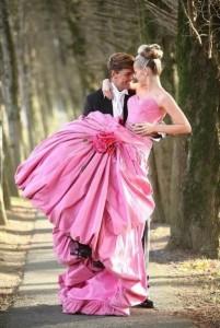Розовая свадьба: и цвет, и возраст