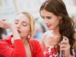 Весенний аромат 2015 на наших модницах