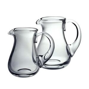 Стеклянная посуда методом выдувания