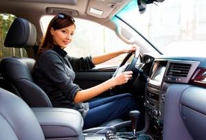 На каких марках авто ездят современные женщины?