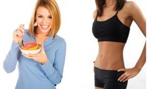 Яблочно-грейпфрутовая диета для желающих быстро похудеть