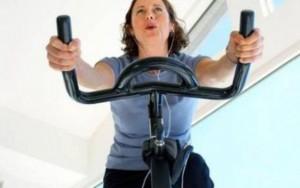 Заботьтесь о своем здоровье с помощью велотренажера!