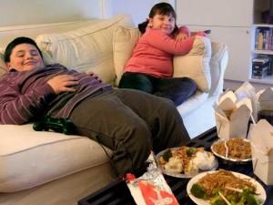 Детское ожирение: младшие классы