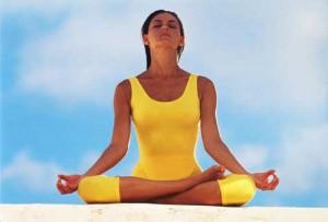 Релаксация с помощью йоги