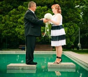 25 лет вместе, или обряд умывания на серебряной свадьбе