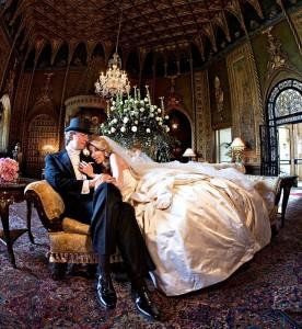 Русская свадьба на французский лад
