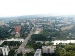 Почему бы не присмотреть себе квартирку в Пушкино?