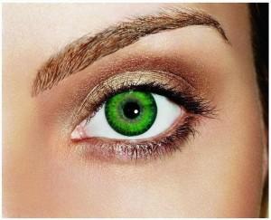 Меняем цвет глаз с помощью линз