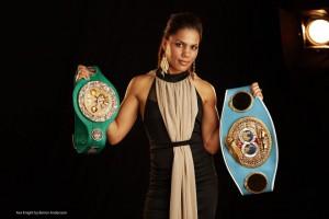 Леди Бокс: и спорт, и телесная красота