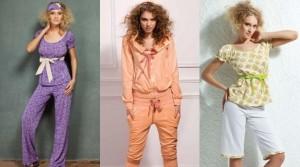 Какая одежда для дома будет популярной в 2015 году?