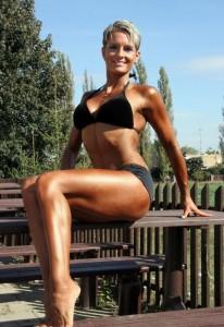 Протеин для женщин, которые формируют свое тело