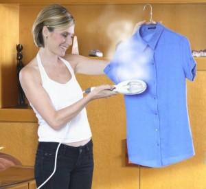 Как быстро рубашки гладить?