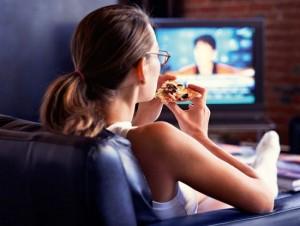 Какие телепередачи наши женщины смотрят?