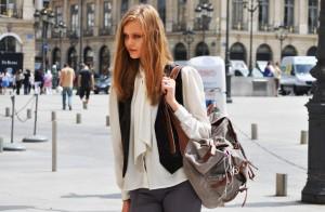 Городской рюкзак для девушки-студентки