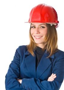 Женщина-строитель звучит гордо!