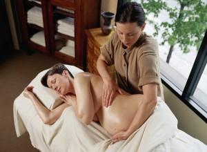 Поправляем здоровье массажем, в том числе и при беременности
