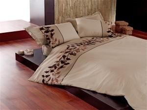 Ткани для постельного белья: про королеву и короля