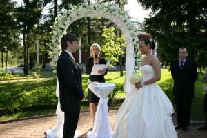 Свадьба на природе – розовая мечта будущей невесты