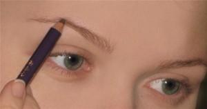 Карандаш для бровей и глаз