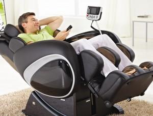 Массажное кресло значительно улучшит качество вашей жизни