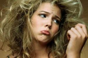 Как укладывать непослушные волосы