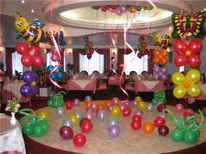 Какой праздник без воздушных шариков!