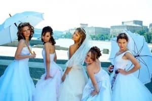 Свадебное платье: из чего стоит его сшить