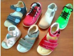 Обувь для ребенка: ортопедический вариант