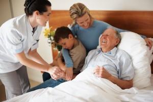 Лежачие больные: если ваш родственник больше не может ходить
