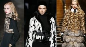 Женская шуба: статусный продукт современности