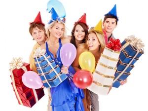 Детские праздники: домашние забавы непредсказуемого характера