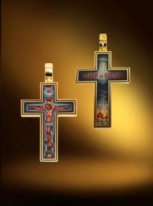 Крест нательный – зримый символ христианской веры