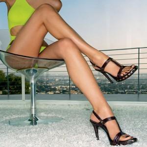 Шелковые ножки, или как соблазнить «ботаника»