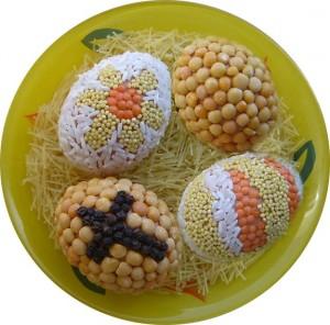 Встречаем Пасху: как покрасить яйца