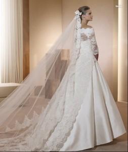Выйти замуж в роскошном платье