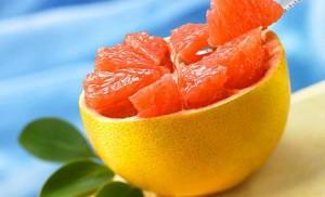 Грейпфрут стабилизирует вес