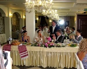 Свадьба в стиле «Молодежный шик»
