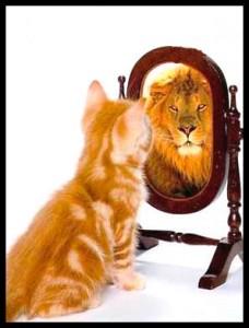 Как похудеть с помощью самовнушения