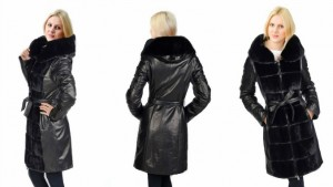 Пальто с мехом: какой выбрать силуэт?