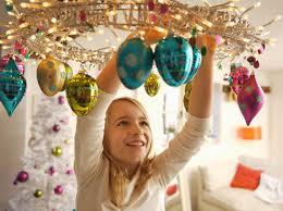 Украшаем дом к Новому году вязаными изделиями