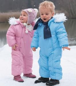 Виртуальный шоппинг, или как грамотно одеть детей на зиму