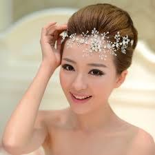 Украшаем волосы на свадьбу