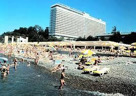 Отпуск на Черноморском побережье Кавказа