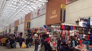 Рынок «Садовод» - одно из лучших мест для оптовых и розничных покупок в Москве