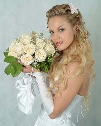 Свадебная прическа для самой красивой невесты