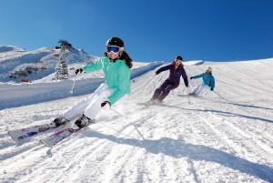 Выбираем лыжи для новичка