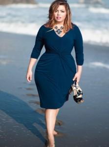 Выпускной 2017: как выбрать вечернее платье большого размера?