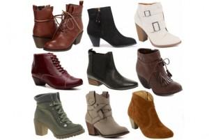 Выбираем женскую осеннюю обувь